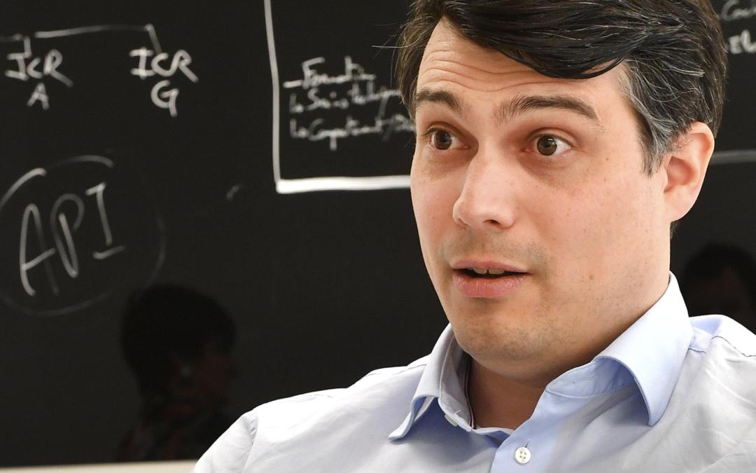 Cédric Mauvernay - directeur de La-Solution